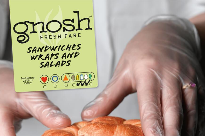 Gnosh Labels Feature