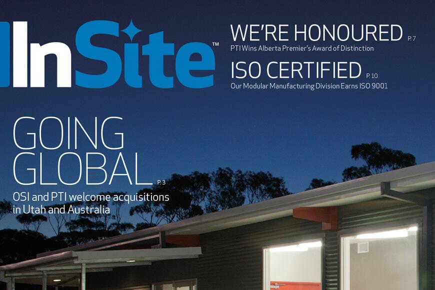 InSite Magazine Feature