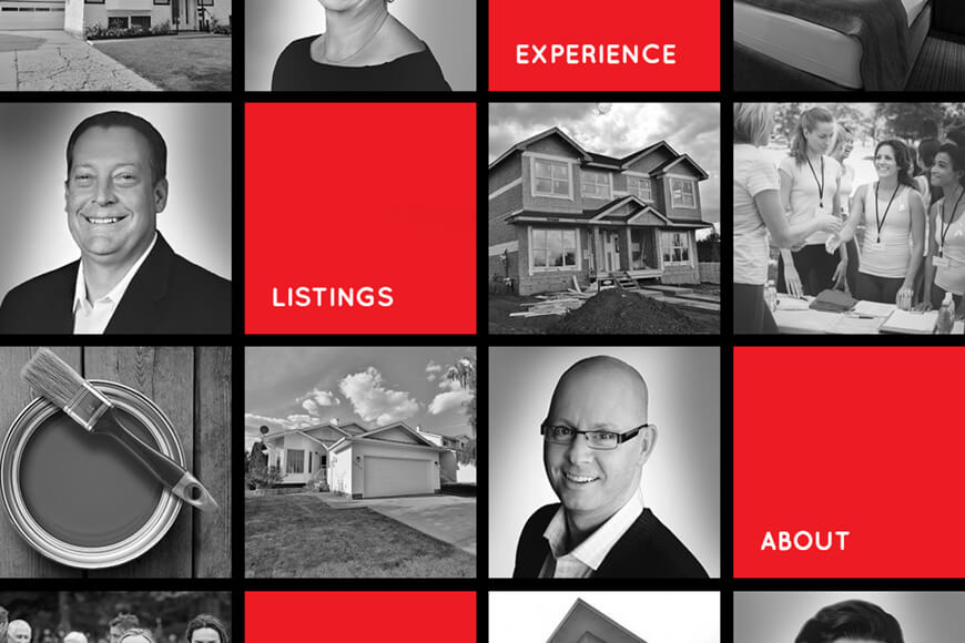 Lorenz Real Estate Site Feature