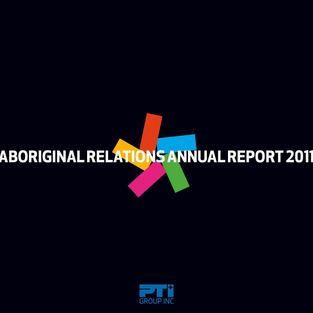 Aboriginal Relations Annual Report 0