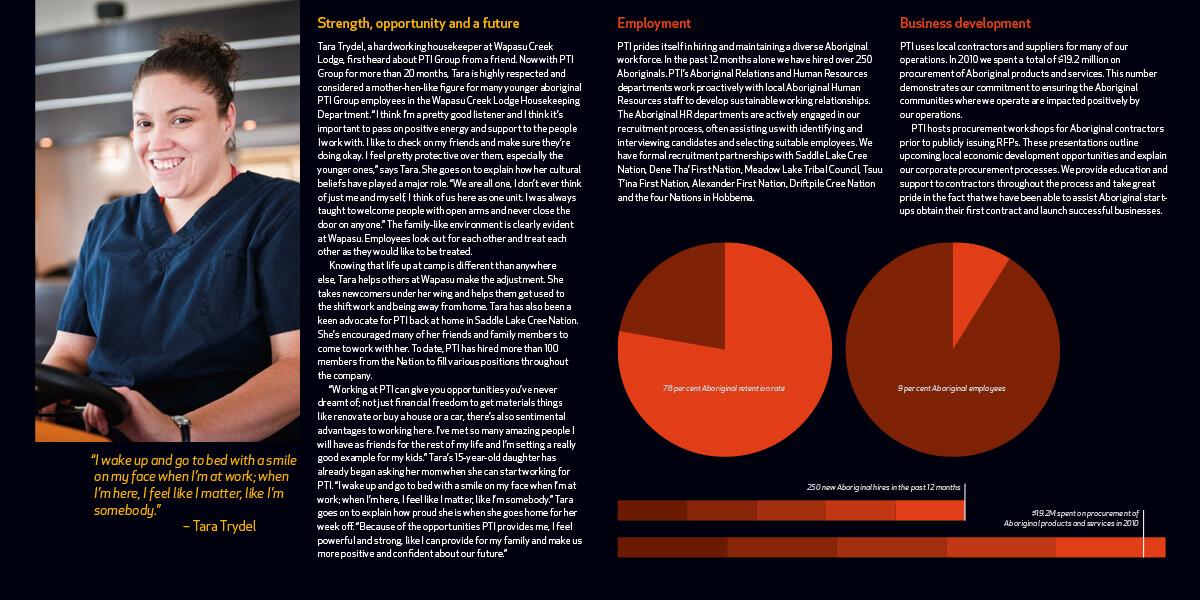 Aboriginal Relations Annual Report 5