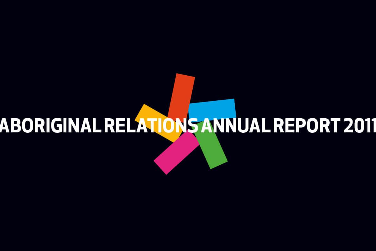 Aboriginal Relations Annual Report Feature