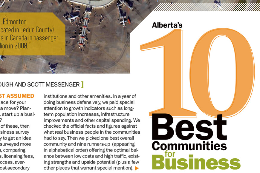 Best Communities For Business Feature